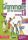La Grammaire par les exercices 4e - Bimédia