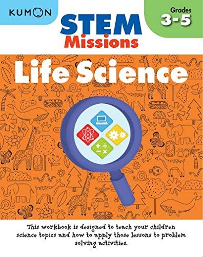 Life Science, Grades 3-5 (Stem Missions)の詳細を見る