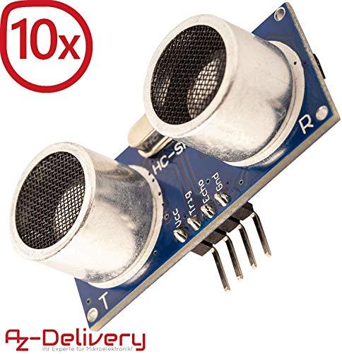 Raspberry pi Electrely 5er Ultraschallmodul HC-SR04 Entfernung Messumformer Sensor f/ür Arduino UNO MEGA2560
