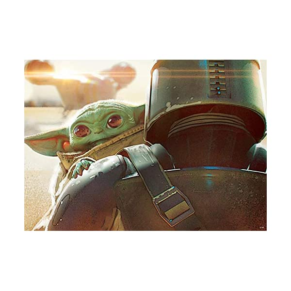 Star Wars – The Mandalorian – The Child – 500 Piece Jigsaw Puzzle