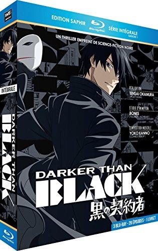 Darker than BLACK - Intégrale - Edition Saphir [3 Blu-ray] + Livret
