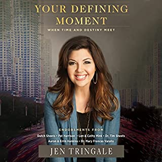 Your Defining Moment audiobook cover art