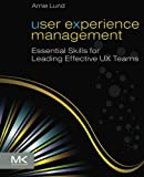 User Experience Management Cover Thumbnail