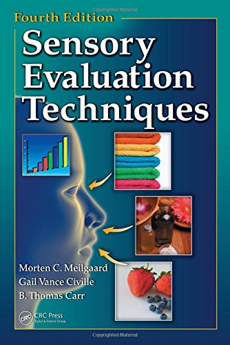 Sensory Evaluation Techniques,  Fourth Edition