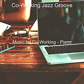 Music for Co-Working - Piano