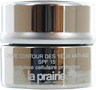 La Prairie Anti Aging Eye Complex Spf15 Crema Contorno De Ojos 15ml