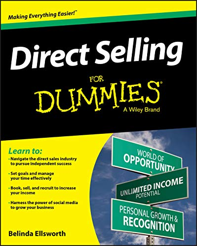 Compare Textbook Prices for Direct Selling For Dummies 1 Edition ISBN 9781119076483 by Ellsworth, Belinda