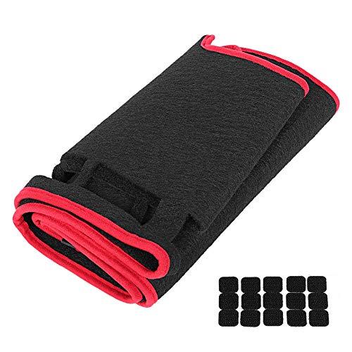 KIMISS Car Dash Cover Dashboard Mat Dashmat Sun Shade Pad antiscivolo Dash Mat Carpet Fit per il periodo 2005-2014