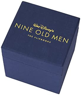 Walt Disney's Nine Old Men: The Flipbooks (1423151054)   Amazon price tracker / tracking, Amazon price history charts, Amazon price watches, Amazon price drop alerts