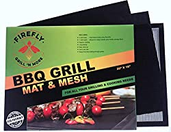 Firefly Grill 'n More Grill Mat