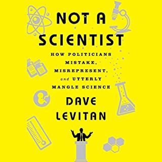Not a Scientist cover art
