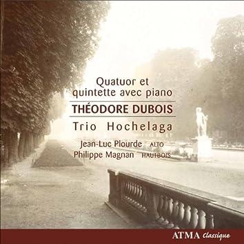 Dubois: Quartet & Quintet with Piano