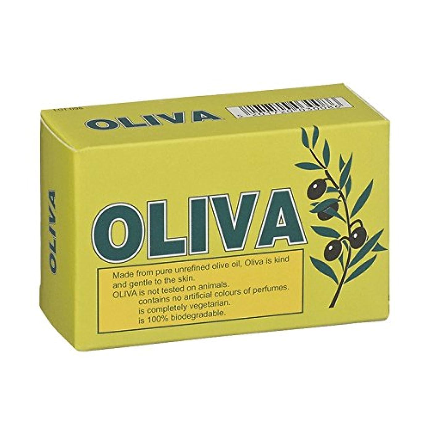 払い戻し論争傷つけるオリバ純粋なオリーブオイル石鹸 - Oliva Pure Olive Oil Soap (Oliva) [並行輸入品]