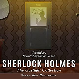 Sherlock Holmes: The Gaslight Collection cover art