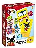 Lisciani Giochi Bing Flash Cards in Display...