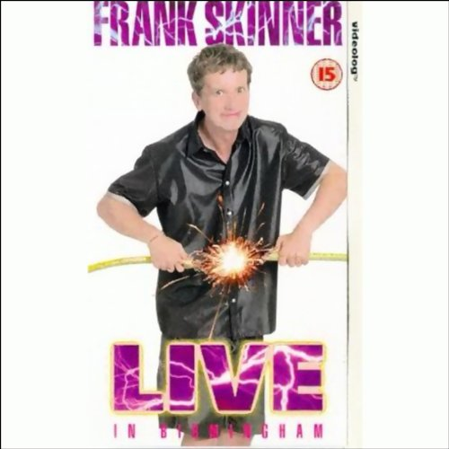 Frank Skinner Live at The Birmingham Hippodrome audiobook cover art