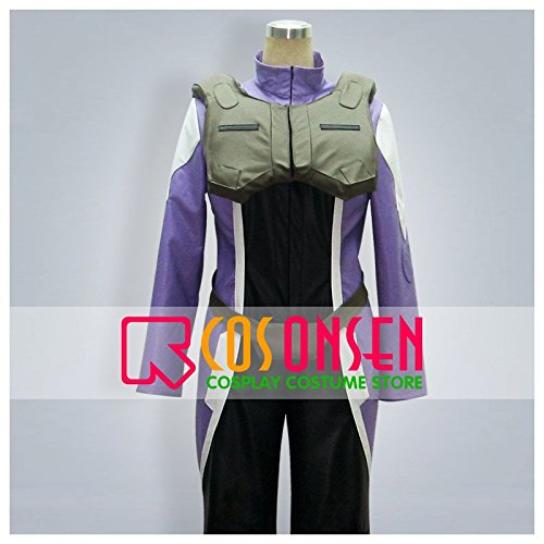 『機動戦士ガンダム00 ティエリア アーデ コスプレ衣装 (女性M)』の1枚目の画像