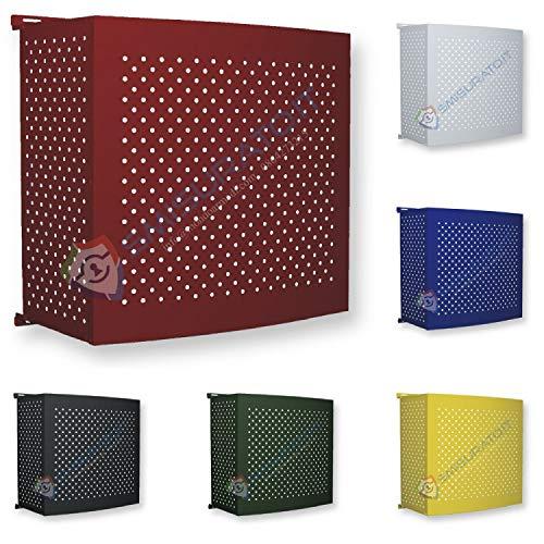 Copri Condizionatore Tutto Colorato (Bianco, 90 H x 100 L x 55/63 P (cm))