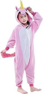 7e401933edf43 Animal Pyjama Kiguruma Combinaison Vêtement de Nuit Cosplay Costume  Déguisement pour Enfant Unisex