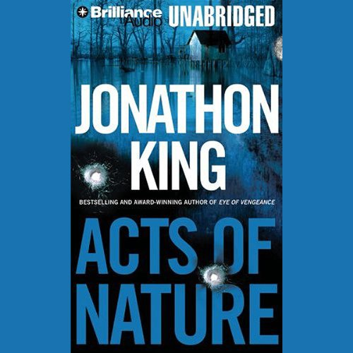Acts of Nature audiobook cover art