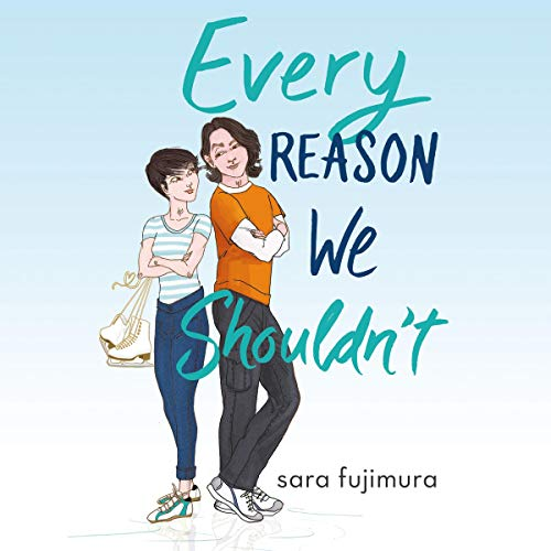 Every Reason We Shouldn't audiobook cover art