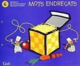Mots Endreçats. Quaderns de lectoescriptura 6: Educació Infantil - 9788447405770