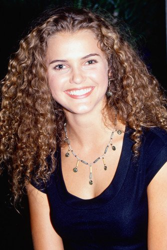 Keri Russell Frizzy Hair 24X36 Poster