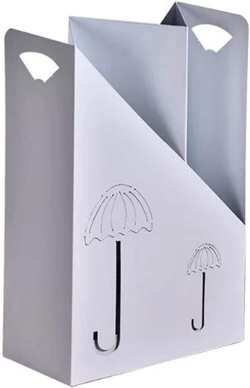 LICGHONG Umbrella Bucket Max 69% OFF Stand Metal fo Columbus Mall Holder