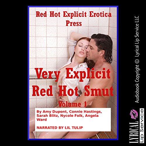 Very Explicit Red Hot Smut, Book 1 cover art