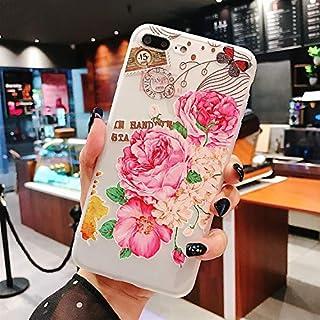 ファッション電話ケース Iphone Xsの最大の携帯電話ケース、フルカバーと耐衝撃機能を備えたTpuソフトバックカバー (Color : Red)