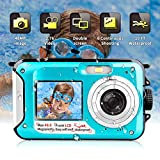 Best Underwater Cameras - Underwater Camera Waterproof Digital Camera for Snorkeling, Waterproof Review