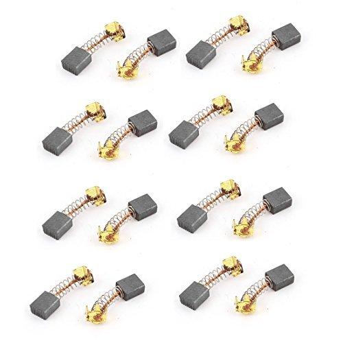 CB-56 Herramienta de potencia del motor eléctrico genérico escobillas de carbono 9x8x5mm 20pcs