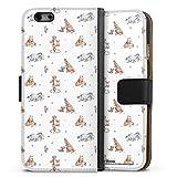 DeinDesign Étui Compatible avec Apple iPhone 6s Étui Folio Étui magnétique Winnie l'ourson...