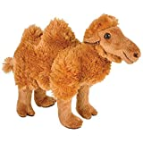 ArtCreativity Animal Den Camel Plush Toy, 9 Inch Soft Humpback Camel Stuffed Toy for Kids, Cute Home and Nursery Animal Decorations, Zoo Party Prop, Best Birthday and Holiday Gift Idea