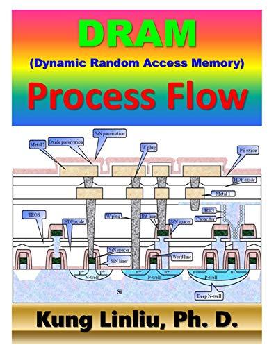 DRAM (Dynamic Random Access Memory) Process Flow (English Edition)