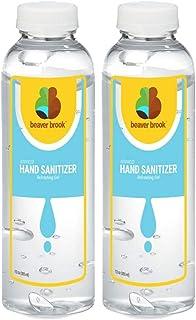 Sponsored Ad - Hand Sanitizer, Refreshing Gel, 70% Ethyl Alcohol, Made in USA - TSA Approved 12 Fl Oz (355 ml) - 2 Pack