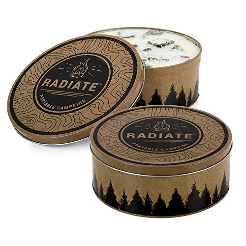 radiate - Grillgabeln in Lagerfeuer, Größe 2er-Pack