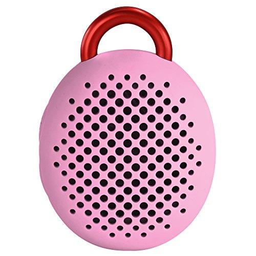 Divoom Bluetune Bean bluetooth Speaker for Smartphones - Retail Packaging - Pink