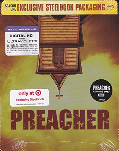 Preacher - Season 1 Limited Edition Steelbook