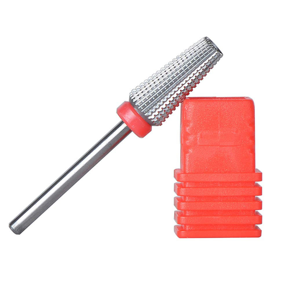 SpeTool Fine Cheap bargain Grit 5 in 1 Rotary Bit Nail Nippon regular agency Le for Dril Shank 3 32