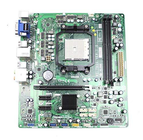 MEDION Akoya E4065D MS-7800 V1.0 AMD A75 Mainboard Micro ATX Sockel FM2