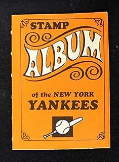 1969 Topps Baseball Stamp Albums NO New York Yankees New York Yankees (Baseball Card) Dean's Cards 5 - EX Yankees