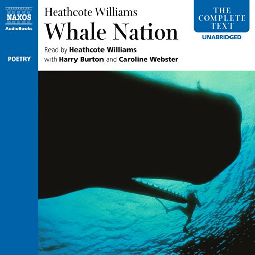 Whale Nation audiobook cover art