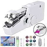 Handheld Sewing Machine, Cordless Portable Electric...