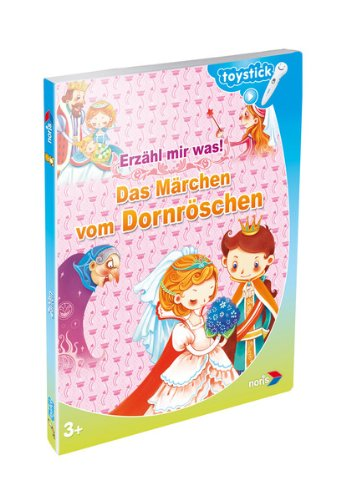 Toystick Buch - Märchenhaft - Das Märchen vom Dornröschen