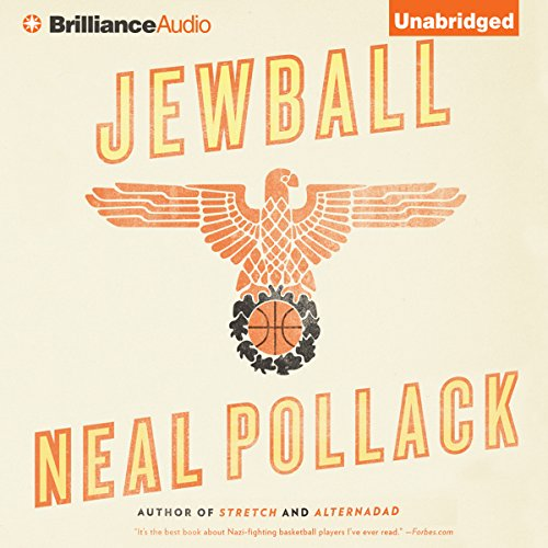 Jewball audiobook cover art