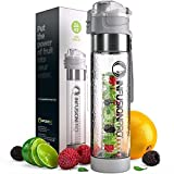 Best Fruit Infuser Water Bottle 32 Ozs - Infusion Pro Water Infuser Bottle – 24 oz Review