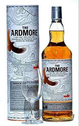 Ardmore triple Wood 1,0 Liter + 1 Ardmore Glas