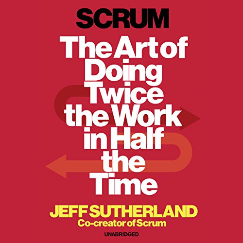 Scrum audiobook cover art