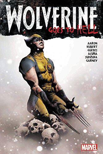 Aaron, J: Wolverine Goes To Hell Omnibus